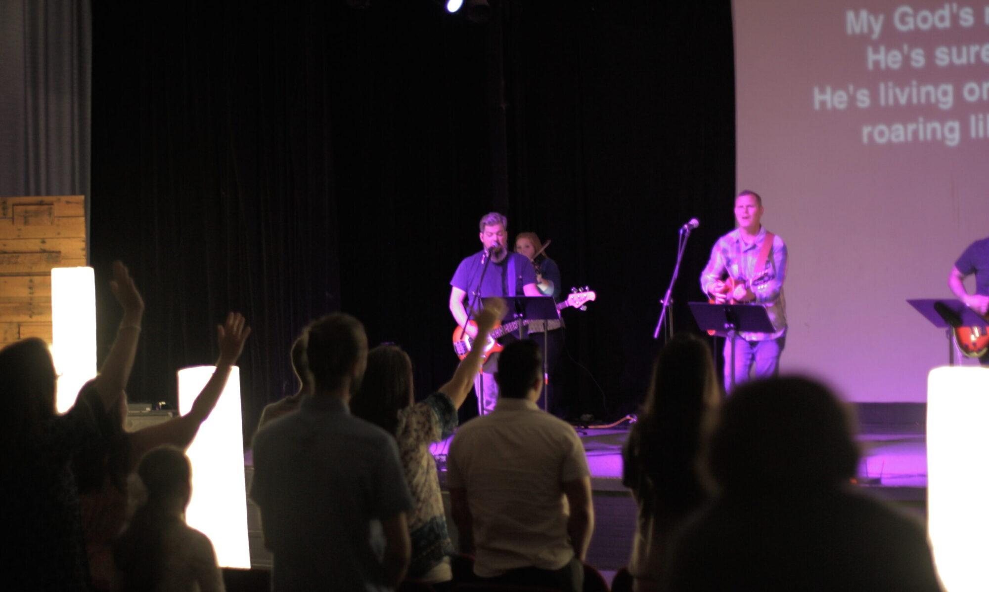 Gospel community church